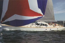 Luxury Charter Yacht Gitana - Sailing